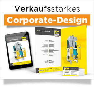 corporate design vom grafiker