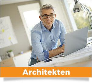 flyer für architekten