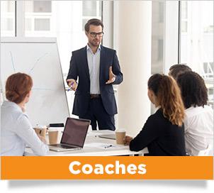 flyer für coaches