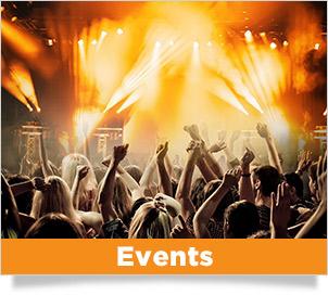 flyer für events