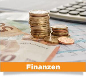 flyer für finanzdienstleister