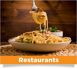 flyer für restaurants
